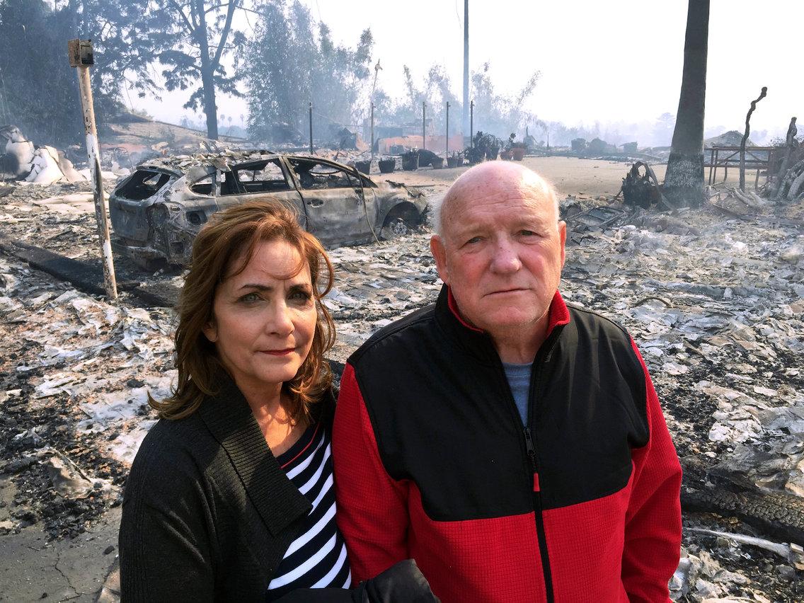 wildfire couple